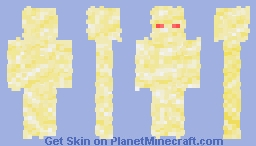 The spirt of the Sands Minecraft Skin