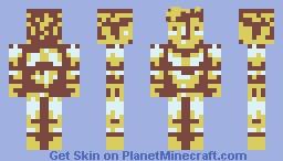 Sit-Ups Minecraft Skin
