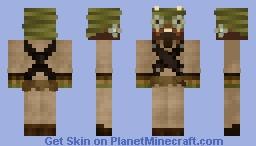 Tusken Raider Minecraft