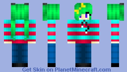 ς∴♣♥〈 juliatiger19 〉♥♣∴ς Natilie the Winter Girl 1.8 Minecraft Skin