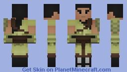 RWBY - Yatsuhashi Daichi Minecraft Skin