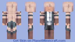 ACIII - Connor Minecraft Skin