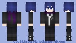 Ayato Kirishima (霧嶋絢都) Minecraft Skin