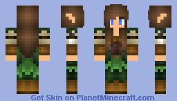 LoK - Elven Ranger Minecraft Skin