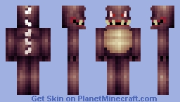 [30th]  Purveyor of the Perilous (Contest Skin) Minecraft Skin