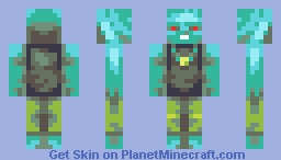 Antarctic Native Minecraft Skin