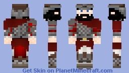 Lord of Knights (Personal Skin) Minecraft Skin