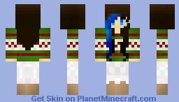 MiniTheStalker / Mini42301 Holiday Skin Minecraft Skin
