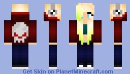 SKuLL JaCkEt Minecraft Skin