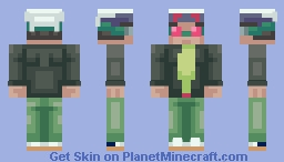 Go-Goggles (Desert Contest 38th) Minecraft Skin