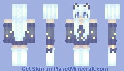 ⋆* starry Minecraft Skin