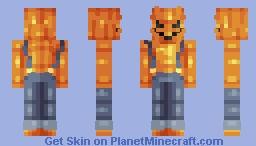 ℙ𝕦𝕞𝕡𝕜𝕚𝕟𝕤 - 𝕊𝕂𝕀ℕ𝕋𝕆𝔹𝔼ℝ 𝟙 🎃 Minecraft Skin