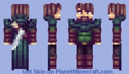 ✿๑ ▪ Fєℓiηкa ▪ ๑✿ ~ LOTR: Aragorn. Minecraft Skin