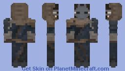Battle Mage [Skyrim] Minecraft Skin