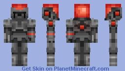 Battlebot Minecraft Skin