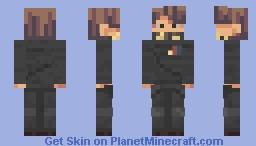 Desert Mercenary || Contest Minecraft Skin
