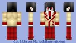 A-ya ( Shuuen no Shiori Project) Minecraft Skin