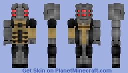 Epic Robot/ Mark 7 Minecraft Skin