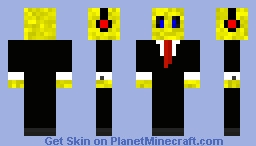 ejnacnud Tux Minecraft Skin