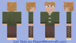 """""""Find the Pieces"""" Minecraft Skin"""