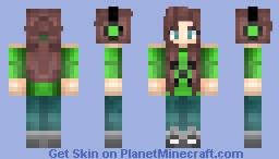 ❤ᗰIᑎEᑕᖇᗩᖴT GᗩᗰEᖇ (new personal Minecraft Skin
