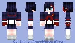 ♥SPATS♥ Kill la Kill! - Ryuko Matoi Minecraft