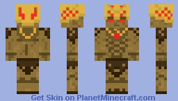 Desert Tomb Guardian (Contest) Minecraft Skin