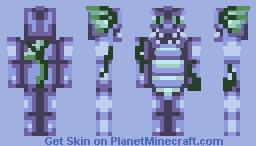 Sea Monster (SPC Final Round S1) Minecraft Skin