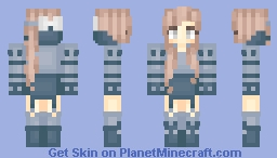 another personal skin (new shading)