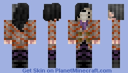 Uta - TG:RE Minecraft Skin