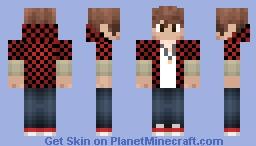BajanCanadian Edit Minecraft Skin