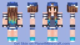 ҂ ƥixi ҂ i'm back! ~personal~ Minecraft Skin