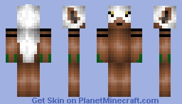 Shiftry (Pokemon Series) [Trelvix.Co] Minecraft Skin