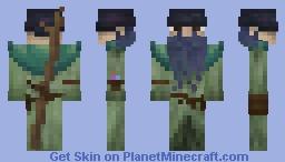 Wandering Wizard Minecraft