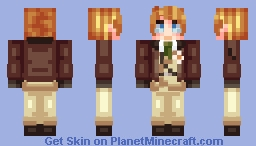 America (Hetalia) Minecraft Skin