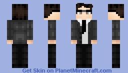 Dr. Thredson Minecraft Skin