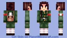 China (Hetalia) Minecraft