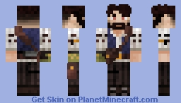 Another Personal skin Minecraft