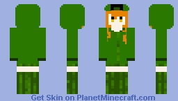 Capu the Creeper [Mob Talker] Minecraft Skin