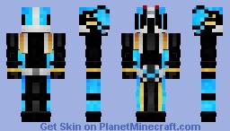 Kamen Rider Diend 仮面ライダーディエンド Minecraft Skin