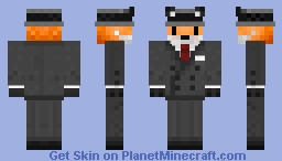 Bussy The Business Fox Minecraft