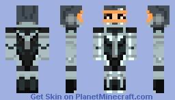 EDI Minecraft Skin