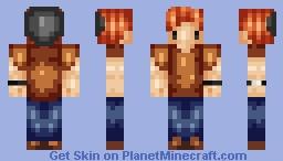 °♚ςħμłł♚° Beanie Peasant Minecraft