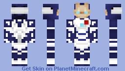 Iron Legion Avengers 2 Minecraft Skin