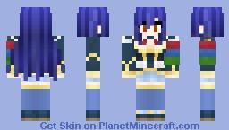 Medaka Kurokami Minecraft Skin