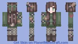 Mom ♥ (Read Description) - Happy Mothers Day! Minecraft Skin
