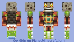 Oath to Order (Contest) (3rd!) Minecraft Skin