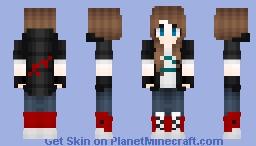 Personal skin thingyyy Minecraft