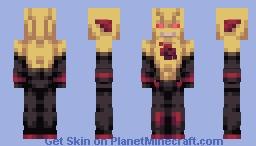 Reverse Flash | Shading test I guess? Minecraft Skin