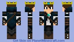 Prince Skin Minecraft Skin